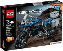 TECHNIC - BMW R 1200 GS Adventure, Lego 42063, Ernst, Technic