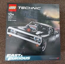 Technic Dom's Dodge Charger for Sale, Lego 42111, Tracey Nel, Technic, Edenvale