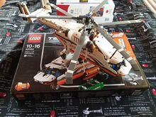 Technic - Heavy Lifter (Used), Lego 42052, Tiaan Grove, Technic, Vanderbijlpark