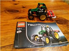 Technic  mini Tractor Lego 8281