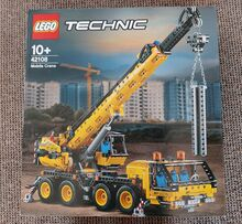Technic Mobile Crane for Sale Lego 42108