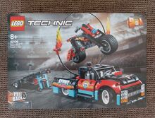 Technic Stunt Show Truck and Bike for Sale, Lego 42106, Tracey Nel, Technic, Edenvale