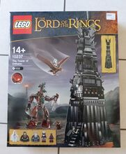 Tower of Orthanc for Sale, Lego 10237, Tracey Nel, Lord of the Rings, Edenvale