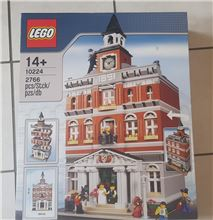 Town Hall - 10224, Lego 10224, Tracey Nel, Modular Buildings, Edenvale