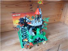 Fire Breathing Fortress, Lego 6082, Alex, Castle, Dortmund