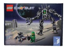 Reduced!!!! Ideas Exosuit, Lego 21109, Tracey Nel, Ideas/CUUSOO, Edenvale