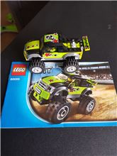 Monster Truck, Lego 60055, WayTooManyBricks, City, Essex
