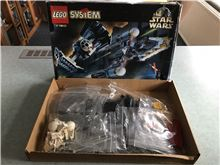 Tie Fighter & Y-Wing, Lego 7150, Joe, Star Wars, Nottingham
