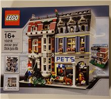 Pet Shop Building, Lego 10218, Simon Stratton, Modular Buildings, Zumikon