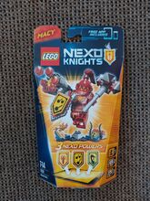 Ultimate Macy, Lego 70331, Tracey Nel, NEXO KNIGHTS, Edenvale