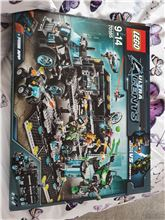 Ultra agents spy truck, Lego 70165, Louise, Agents