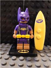 Vacation Batgirl minifigure The LEGO Batman Movie Series 2 Complete 71020 NEW, Lego 71020-9, NiksBriks, Minifigures, Skipton, UK