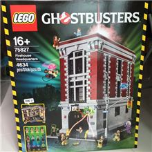 LEGO Ghostbusters 75827 Firehouse Headquarters , Lego 75827, Mitja Bokan, Ghostbusters, Ljubljana