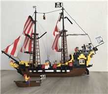 Black Seas Barracuda Lego set 6285, Lego 6285, Rob Bell, Pirates, Newcastle