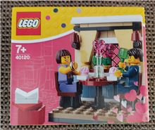 Valentines Day Dinner, Lego 40120, Tracey Nel, other, Edenvale