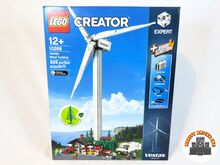 Vestas Wind Turbine, Lego 10268, Rarity Bricks Inc, Creator, Cape Town