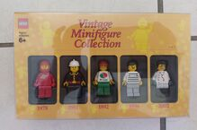 Vintage Minifigure Collection Volume 1 Lego 852331