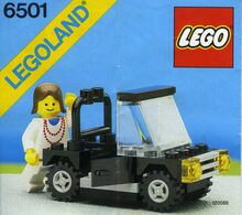 Vintage Sport Convertible, Lego, Creations4you, City, Worcester