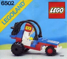 Vintage Turbo Racer, Lego, Creations4you, City, Worcester