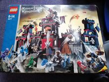 Vladek's Dark Fortress, Lego 8877, Jeremy, Castle, Reading