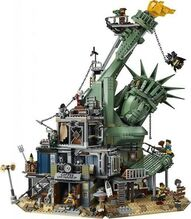 Welcome to Apocalypseburg, Lego 70840, Creations4you, The LEGO Movie, Worcester