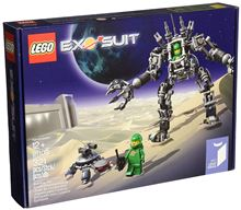 Exo Suit  , Lego 21109, Gohare, Ideas/CUUSOO, Tonbridge