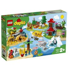 World Animals Lego 10907
