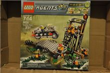 Lego 8632 Agents - Swamp Raid, Lego 8632, Philippe Theriault , Agents, Dieppe