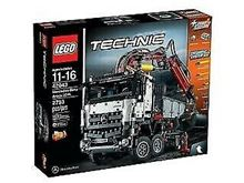 LEGO 42043 Technic Mercedes-Benz Arocs, Lego 42043, MR SIMON CORNWALL, Technic, BEDWORTH