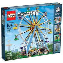 WTS Lego 10247, Lego Lego 10247 Ferris Wheel, Jun Wei William Tan, Creator, Singapore