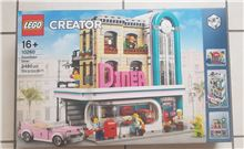 Downtown Diner, Lego 10260, Tracey Nel, Modular Buildings, Edenvale