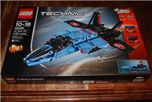 Lego 42066 Air Race Jet, Lego 42066, Brickworldqc, Technic