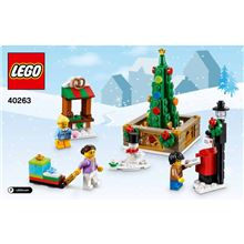 Christmas Town Square, Lego 40263, Gohare, other, Tonbridge