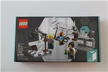 Reduced!!! Research Institute, Lego 21110, Tracey Nel, Ideas/CUUSOO, Edenvale
