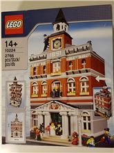 Town Hall Building, Lego 10224, Simon Stratton, Modular Buildings, Zumikon