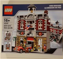 Fire Brigade, Lego 10197, Simon Stratton, Modular Buildings, Zumikon