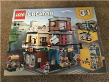 Townhouse Pet Shop & Café, Lego 31097, Christos Varosis, Creator, Serres