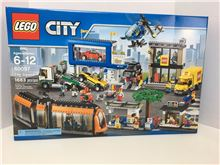 City Square, Lego 60097, Christos Varosis, City, Serres
