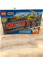 Heavy-Haul Train, Lego 60098, Christos Varosis, City, Serres