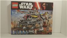 Captain Rex's AT-TE, Lego 75157, Christos Varosis, Star Wars, Serres
