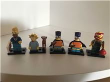 Lego Minifiguren Simpsons Serie 2, Lego, Mark Deege, Minifigures, Hamburg
