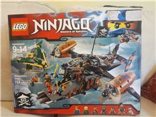 Misfortune's Keep, Lego 70605, Chris, NINJAGO