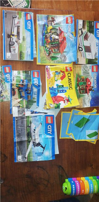 3846 pieces Lego mixed blocks and sets, Lego, Marelize, other, Western cape