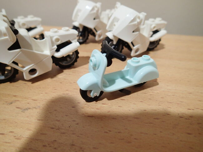 5x Lego Motorbikes (in good condition) $20 for the lot!!, Lego, Jordan Phillis, City, Petrie, Image 4