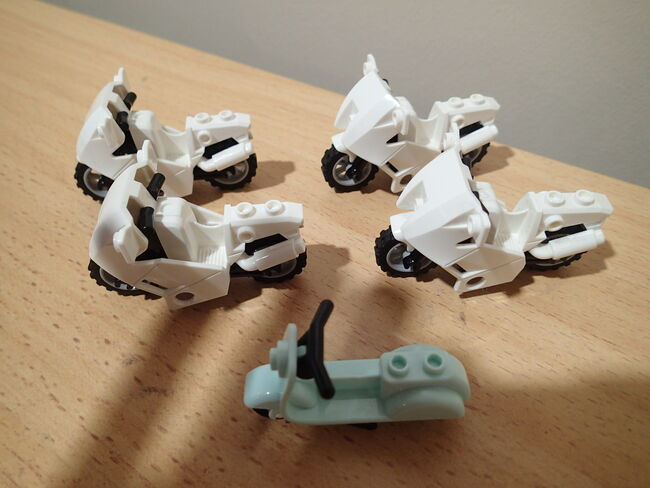 5x Lego Motorbikes (in good condition) $20 for the lot!!, Lego, Jordan Phillis, City, Petrie, Image 5