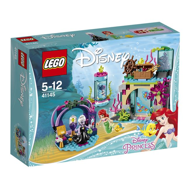 Ariel and the Magical Spell, Lego 41145, spiele-truhe (spiele-truhe), Disney Princess, Hamburg