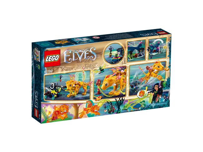 Azari & the Fire Lion Capture, LEGO 41192, spiele-truhe (spiele-truhe), Elves, Hamburg, Abbildung 2