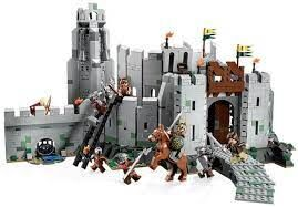 The Battle of Helms Deep, Lego 9474, Louis Gartell, Lord of the Rings, Porirua