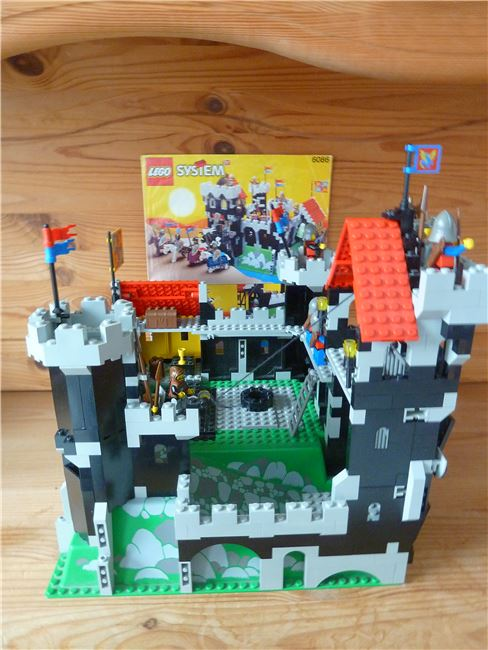 Black Knight's Castle, Lego 6086, Alex, Castle, Dortmund, Image 2