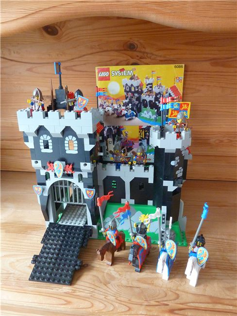 Black Knight's Castle, Lego 6086, Alex, Castle, Dortmund